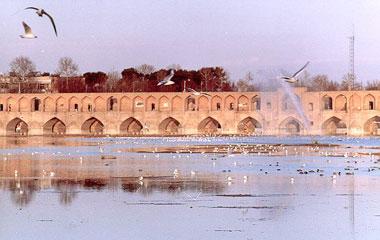 Si-o-Se Pol, Isfahan